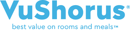 VuShorus - Best Value on Rooms and Meals